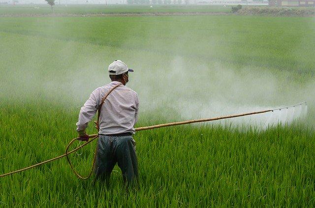 Herbicide contamination