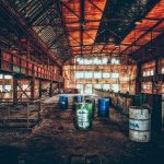 Industrial toxicants damaging the environments