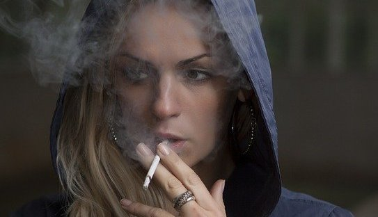 Epigenetic effects of smoking in humans